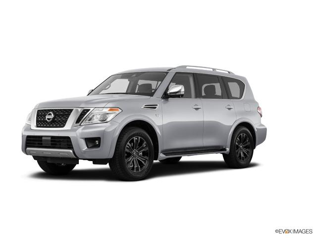 2018 Nissan Armada Vehicle Photo in Albuquerque, NM 87114