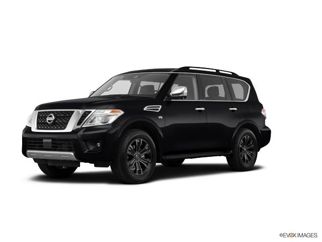 2018 Nissan Armada Vehicle Photo in Helena, MT 59601