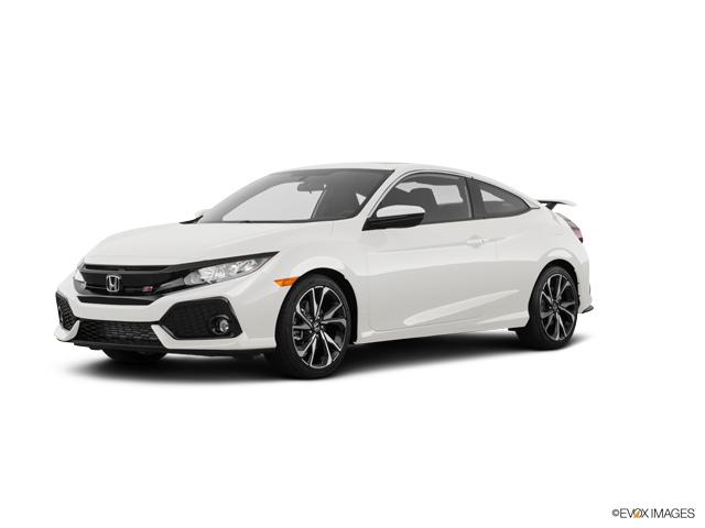 2018 Honda Civic Si Coupe Vehicle Photo in Colorado Springs, CO 80920