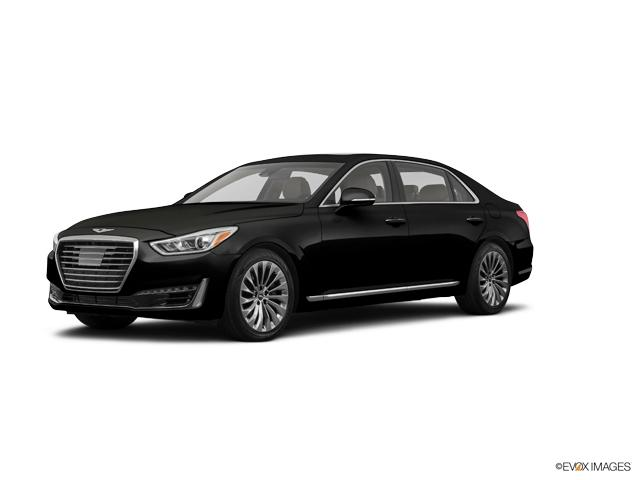 2018 Genesis G90 Vehicle Photo in Merrillville, IN 46410
