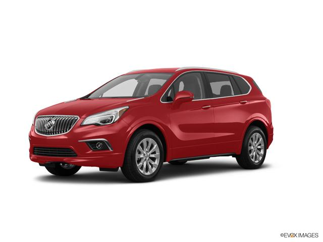 2018 Buick Envision Vehicle Photo in Kansas City, MO 64114