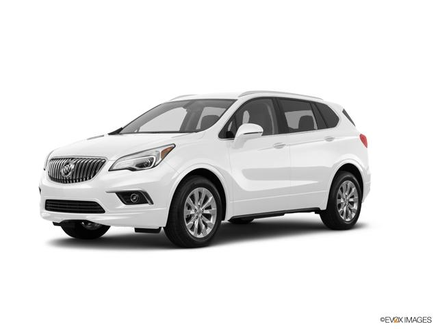 2018 Buick Envision Vehicle Photo in Dallas, TX 75209