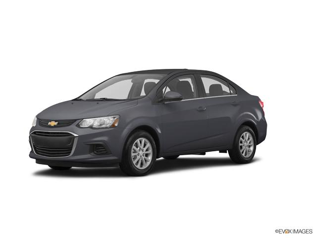 2018 Chevrolet Sonic Vehicle Photo in Owensboro, KY 42303