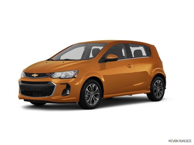 2018 Chevrolet Sonic Vehicle Photo in Oshkosh, WI 54904