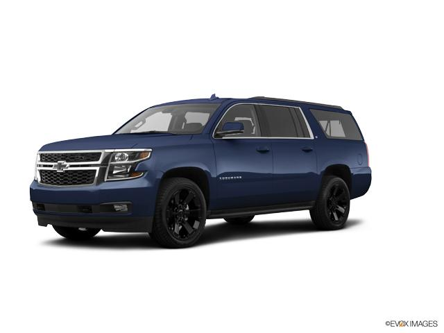 2018 Chevrolet Suburban Vehicle Photo in New Hudson, MI 48165