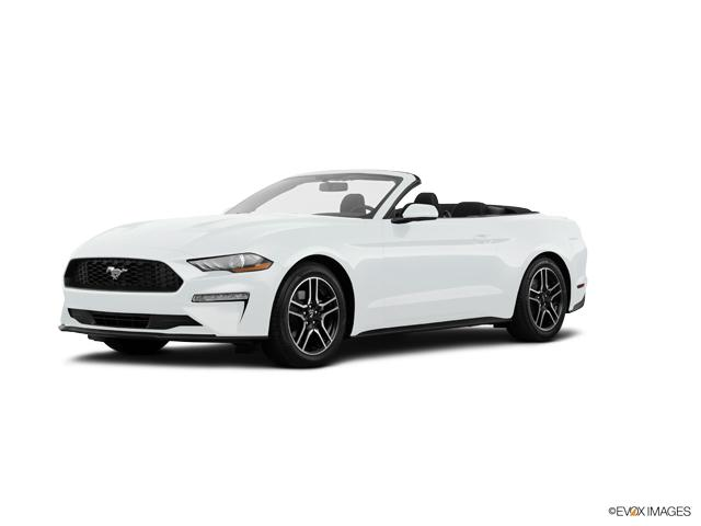 2018 Ford Mustang Vehicle Photo in Joliet, IL 60435