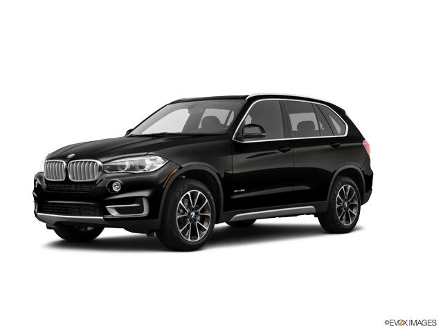 New 2018 Bmw X5 Sdrive35i Black Sapphire Metallic Suv For