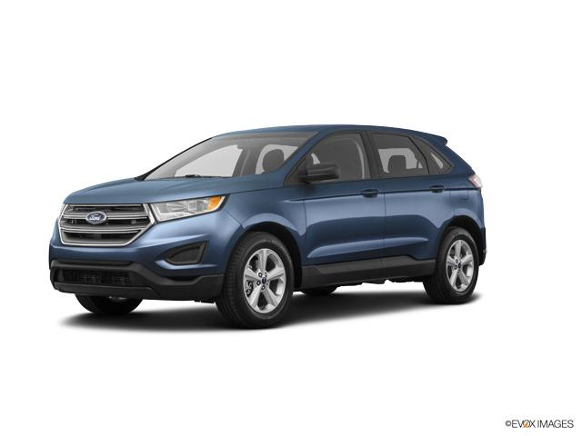 2018 Ford Edge Vehicle Photo in Raton, NM 87740