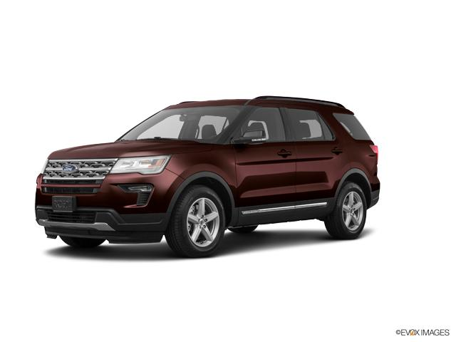 2018 Ford Explorer Vehicle Photo in Bend, OR 97701