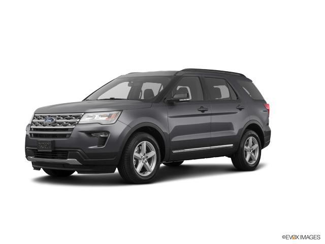 2018 Ford Explorer Vehicle Photo in Joliet, IL 60435