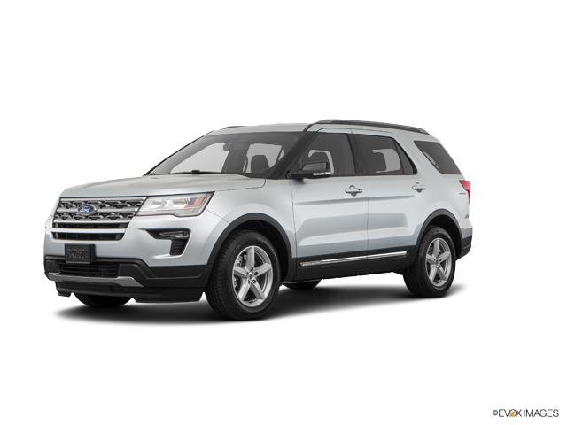 2018 Ford Explorer Vehicle Photo in Tallahassee, FL 32304