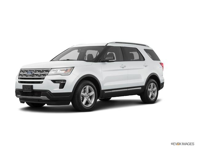 2018 Ford Explorer Vehicle Photo in Augusta, GA 30907