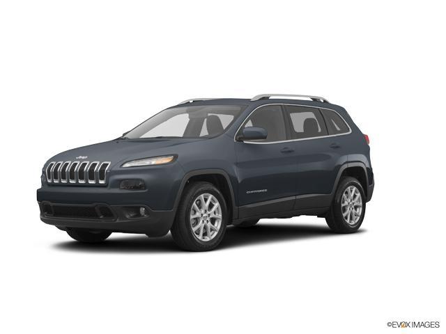 2018 Jeep Cherokee Vehicle Photo in Madison, WI 53713
