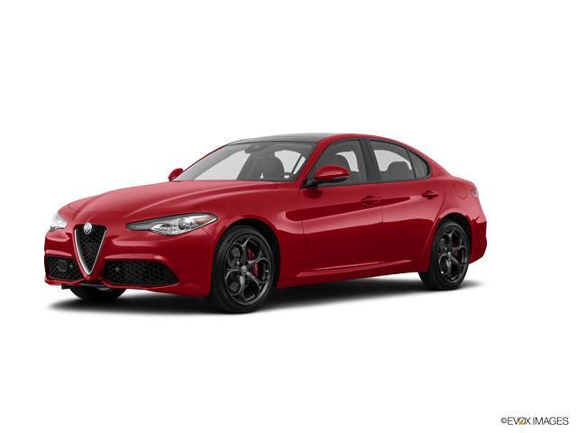 2018 Alfa Romeo Giulia Vehicle Photo in Johnston, RI 02919