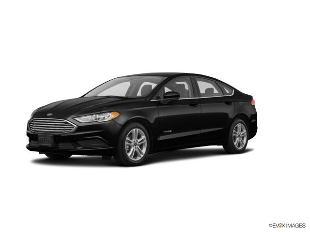 2018 Ford Fusion Hybrid Vehicle Photo in Annapolis, MD 21401