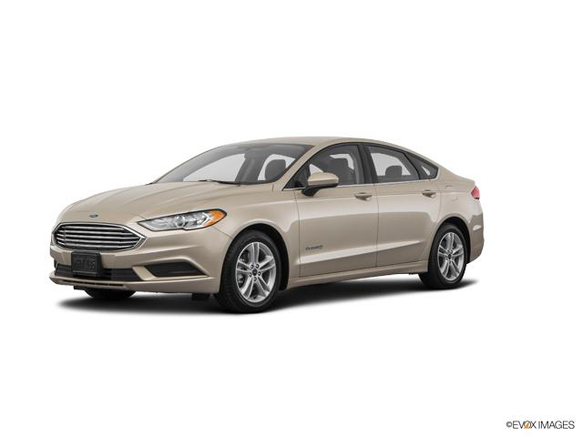 2018 Ford Fusion Hybrid Vehicle Photo in Owensboro, KY 42303