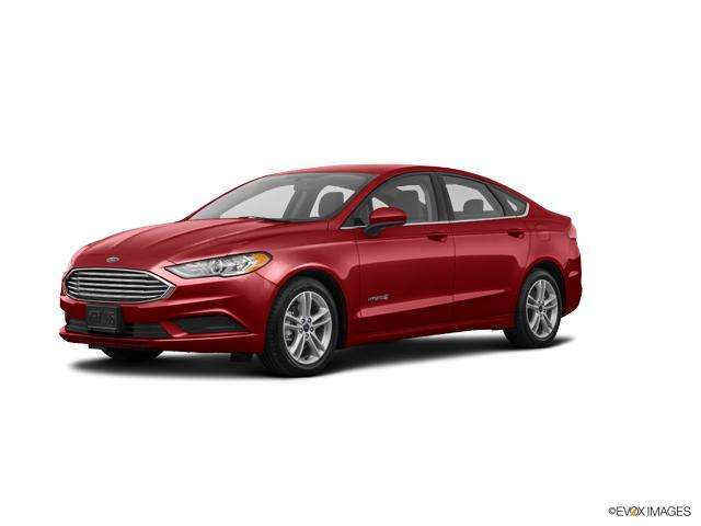 2018 Ford Fusion Hybrid Vehicle Photo in Arlington, TX 76017