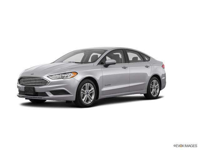 2018 Ford Fusion Hybrid Vehicle Photo in Norfolk, VA 23502