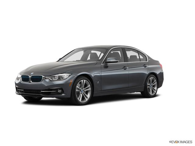 2018 BMW 330e iPerformance Vehicle Photo in Chapel Hill, NC 27514