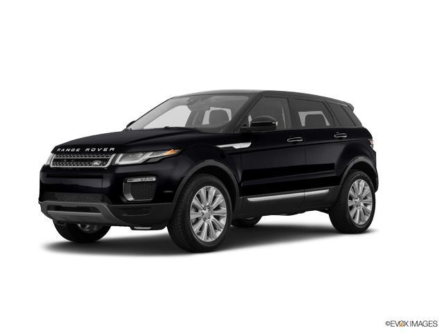 2018 Land Rover Range Rover Evoque Vehicle Photo in Charlotte, NC 28227