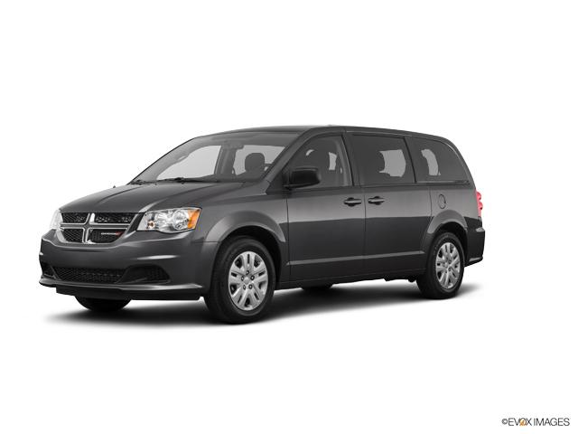 2018 Dodge Grand Caravan Vehicle Photo in Peoria, IL 61615