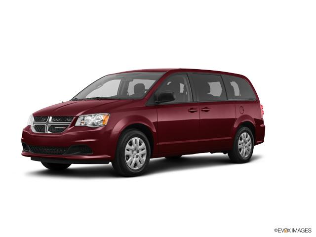 2018 Dodge Grand Caravan Vehicle Photo in Boonville, IN 47601