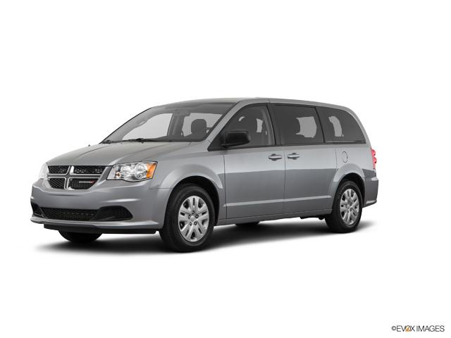 2018 Dodge Grand Caravan Vehicle Photo in Joliet, IL 60435
