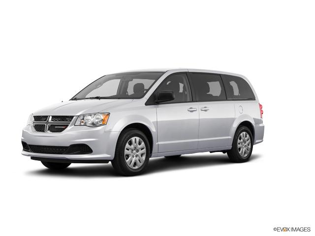 2018 Dodge Grand Caravan Vehicle Photo in Hartford, KY 42347-1845