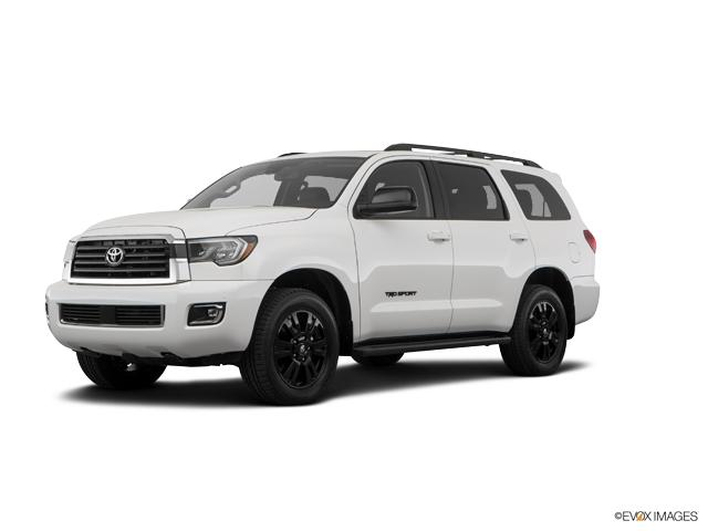 2018 Toyota Sequoia Vehicle Photo in Aurora, CO 80012