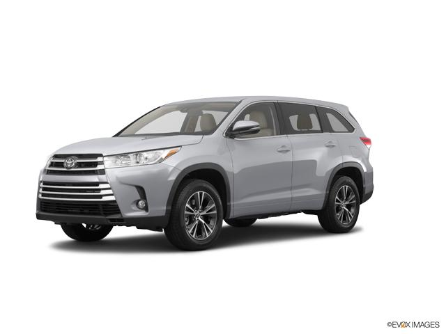 2018 Toyota Highlander Vehicle Photo in Enid, OK 73703