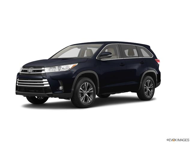 2018 Toyota Highlander Vehicle Photo in Columbus, GA 31904