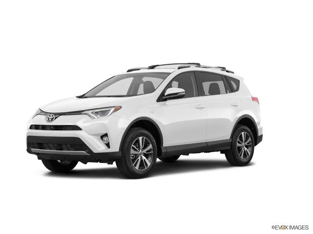 2018 Toyota RAV4 Vehicle Photo in San Angelo, TX 76903