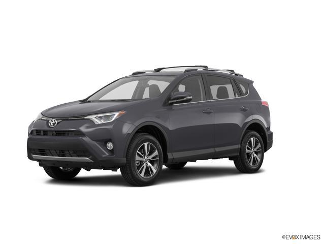 2018 Toyota RAV4 Vehicle Photo in San Angelo, TX 76903