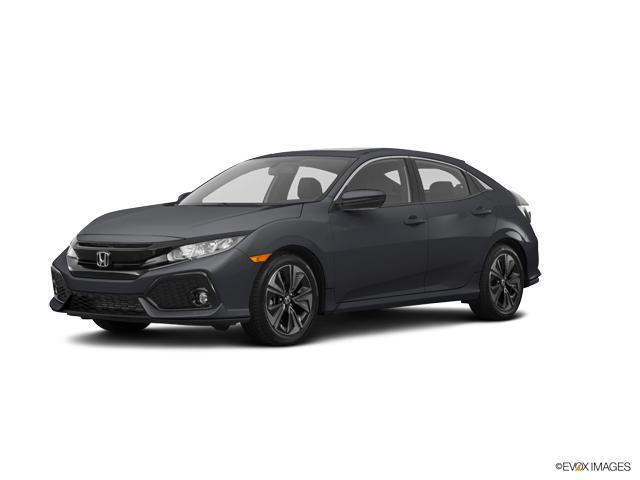 2018 Honda Civic Hatchback Vehicle Photo in Oshkosh, WI 54904