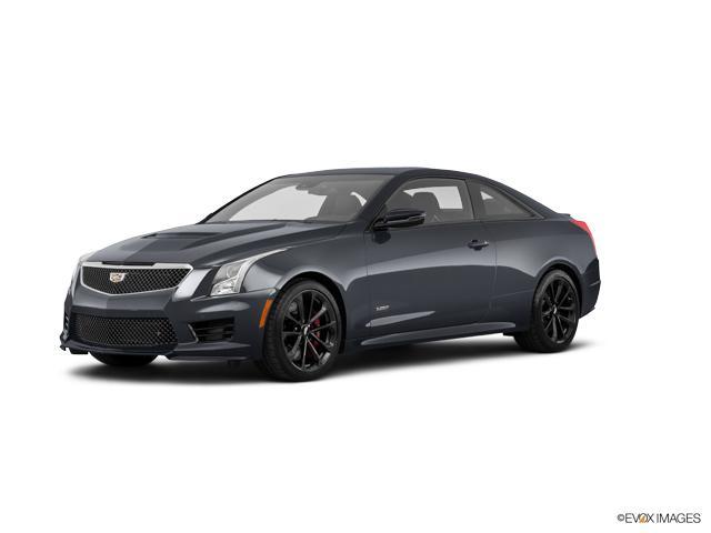 2018 Cadillac ATS-V Coupe Vehicle Photo in San Antonio, TX 78230