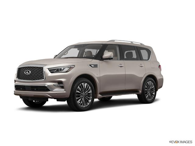 2018 INFINITI QX80 Vehicle Photo in Houston, TX 77090