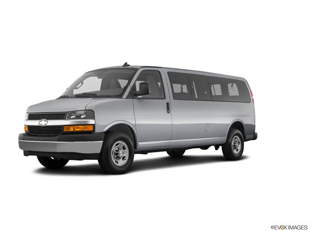 2018 Chevrolet Express Passenger Vehicle Photo in Odessa, TX 79762