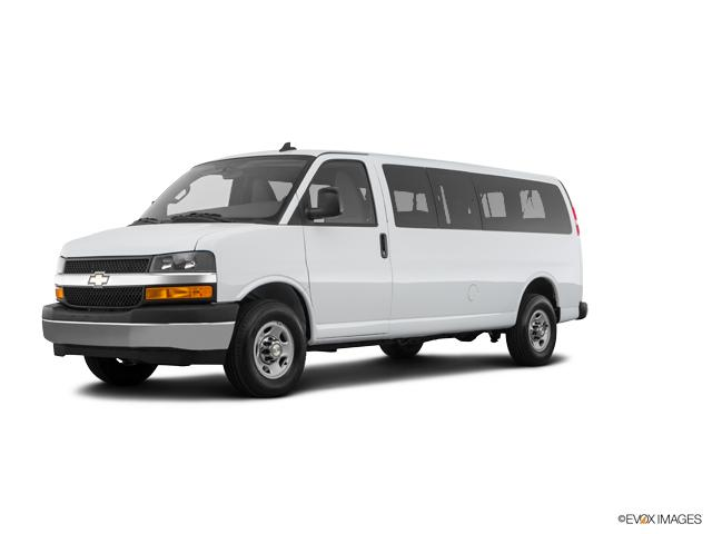 2018 Chevrolet Express Passenger Vehicle Photo in San Leandro, CA 94577