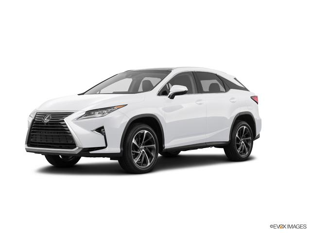 2018 Lexus RX 350 Vehicle Photo in Fort Worth, TX 76132