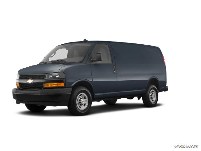 2018 Chevrolet Express Cargo Van Vehicle Photo in Doylestown, PA 18902