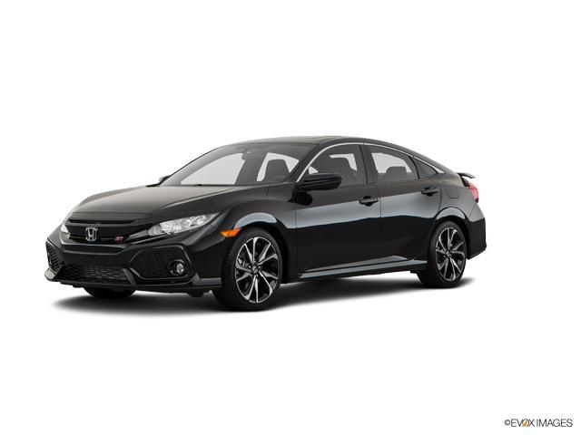 2018 Honda Civic Si Sedan Vehicle Photo in Charlotte, NC 28212
