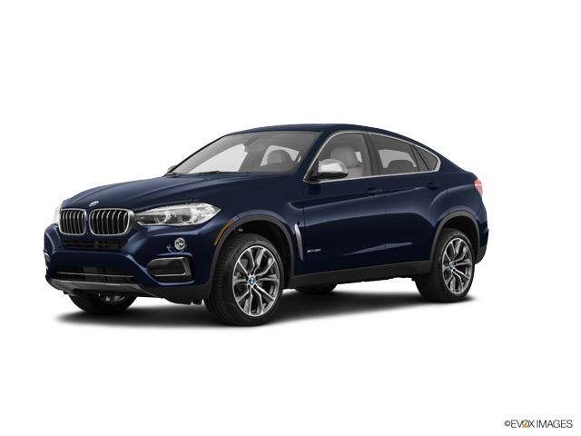 Sewell Collision Center >> New 2018 BMW X6 xDrive35i Carbon Black Metallic: Suv for