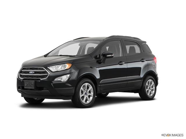 2018 Ford EcoSport Vehicle Photo in Gainesville, TX 76240