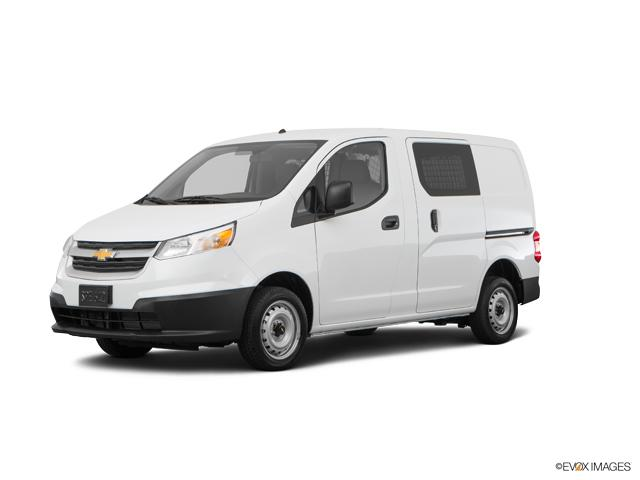2018 Chevrolet City Express Cargo Van Vehicle Photo in Hamden, CT 06517
