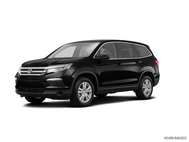 2018 Honda Pilot Vehicle Photo in Twin Falls, ID 83301
