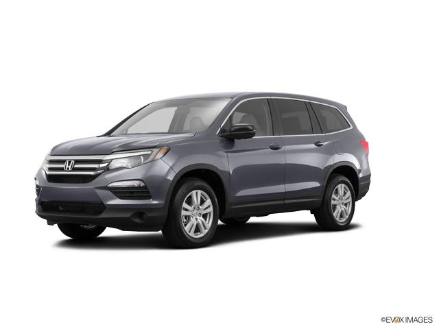 2018 Honda Pilot Vehicle Photo in Portland, OR 97225