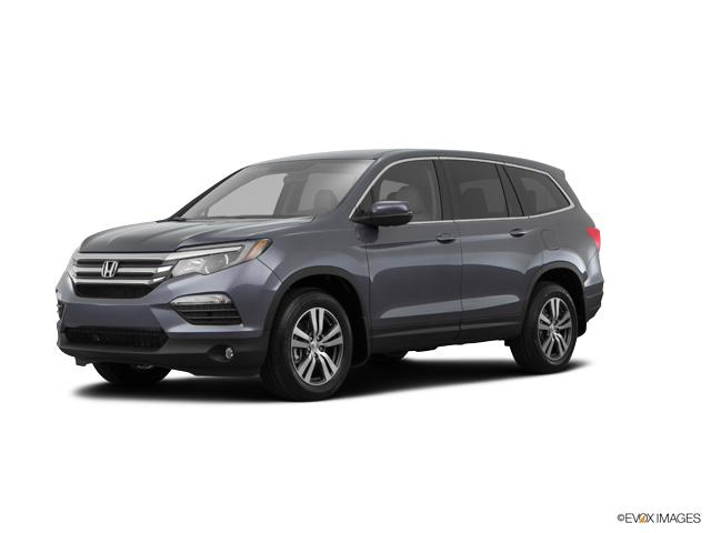 2018 Honda Pilot Vehicle Photo in Odessa, TX 79762