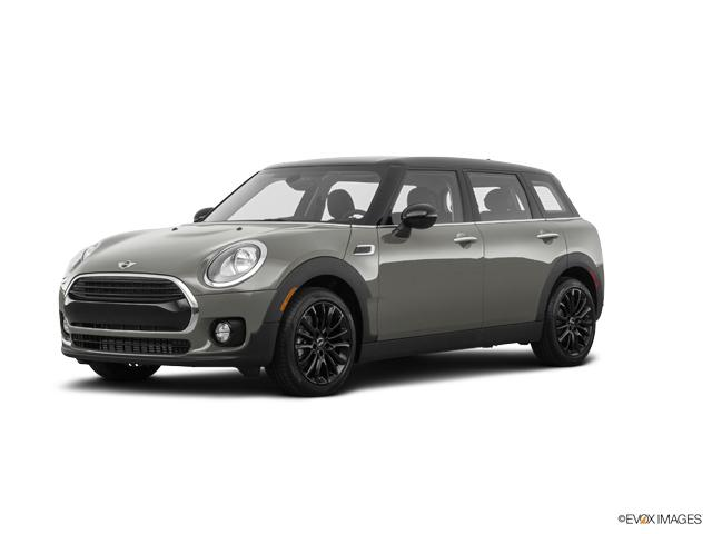 New 2018 Mini Cooper Clubman Melting Silver Metallic Car