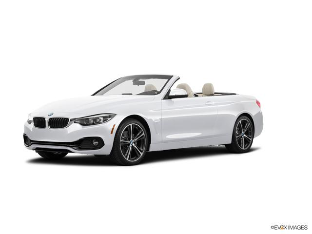 2018 BMW 430i Vehicle Photo in Joliet, IL 60435