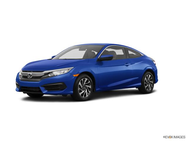 2018 Honda Civic Coupe Vehicle Photo in Manassas, VA 20109